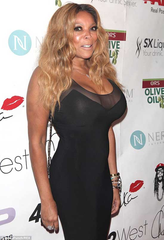 Wendy Williams Liposuction