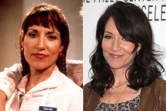 Katey Sagal Plastic Surgery Before and After Photo
