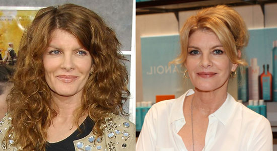 Rene Russo Before And After Photos