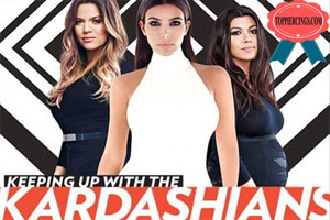 Kardashians Before Plastic Surgery