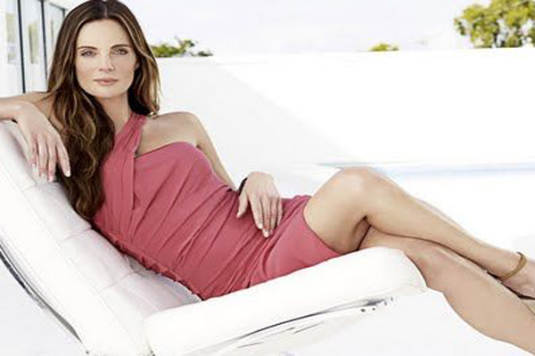 Gabrielle Anwar Workout and Diet