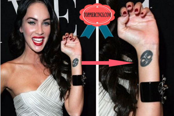 Megan Fox Tattoos This Is 40