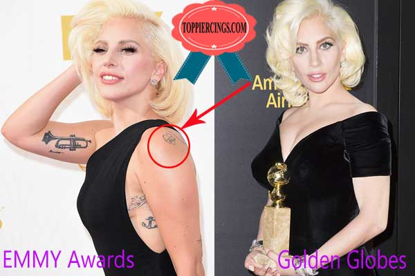 Lady Gaga Before and After Photos