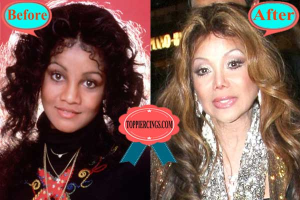 Latoya Jackson Bad Plastic Surgery