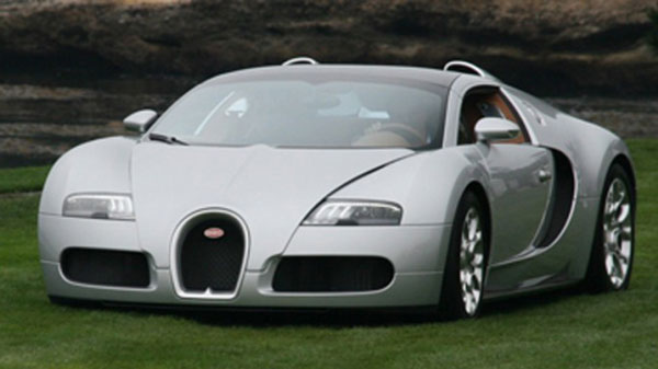 Beyonce Cars 2016 Bugatti Veyron Grand Sport