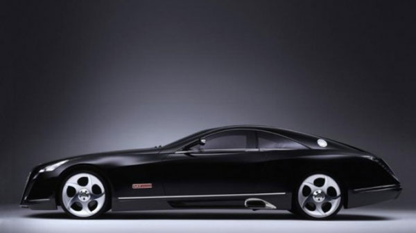 Beyonce Cars 2016 Maybach Exelero