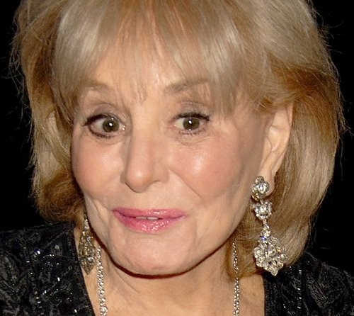 Barbara Walter Eyelid Surgery